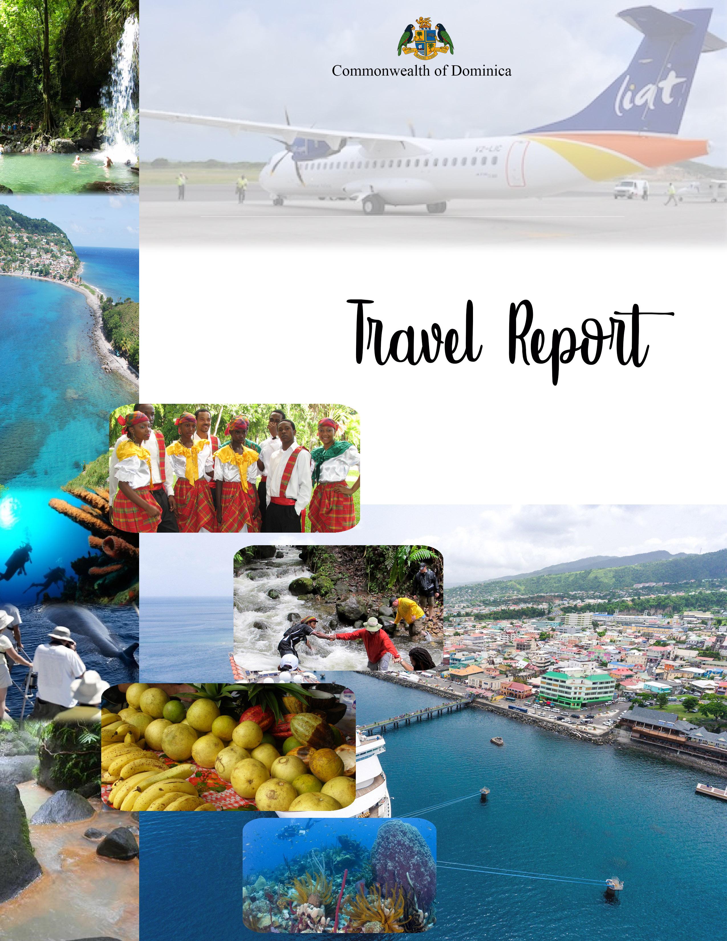 Travel Report 2010 (pdf 3 MB)